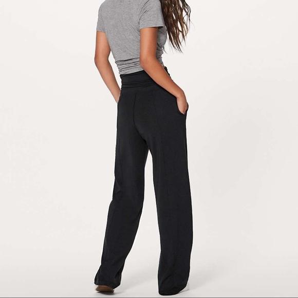 6dbdf04ef lululemon athletica Pants - Lululemon Take It Easy Pant (31